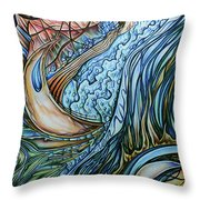 Starchaser Throw Pillow