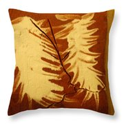 Starcrossed - Tile Throw Pillow