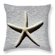 Starfish 2016 Throw Pillow