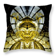 Stargate Electra Throw Pillow