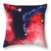 Stargazer - 02 Throw Pillow