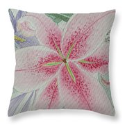 Stargazer Throw Pillow