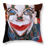 Staring Back At You Throw Pillow