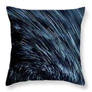 Starlights Throw Pillow