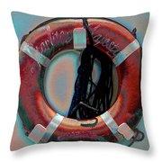 Starlite Majesty Indeed Throw Pillow