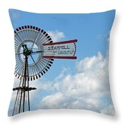 Starmill Throw Pillow