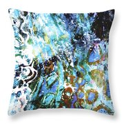 Starry Contribution 1 Throw Pillow