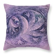 Starry Starry Eyes-2 Throw Pillow
