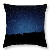 Stars Above Throw Pillow