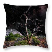 Star's Above Throw Pillow