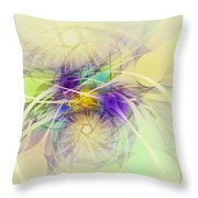 Stars Are Born Throw Pillow