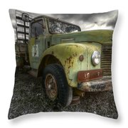 Start Me Up Throw Pillow