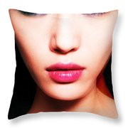 Stay In My Numbers Throw Pillow