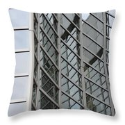 Stay Inside The Lines Throw Pillow