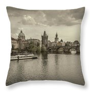 St.charles Throw Pillow
