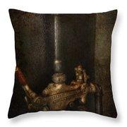 Steampunk - Plumbing - Number 4 - Universal  Throw Pillow