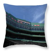 Steeped In History Throw Pillow