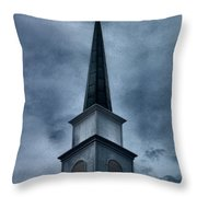 Steeple II Throw Pillow