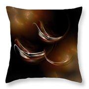 Stellar Birds Throw Pillow