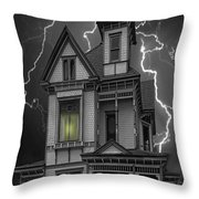 Stephenville Home Throw Pillow