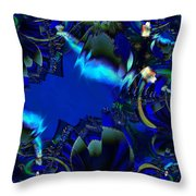 Steppin Out Throw Pillow