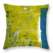 Stepping Stones 1 Throw Pillow