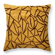 Steps - Tile Throw Pillow