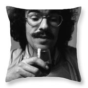 Steve Throw Pillow
