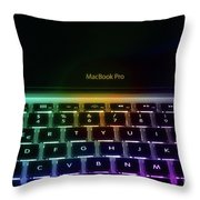Steve Style 2 Throw Pillow