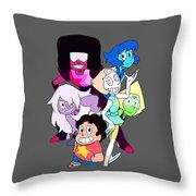 Steven Universo Throw Pillow