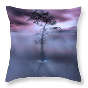 Stick Together The Storm Will Pass Throw Pillow