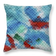 Stigmata Throw Pillow