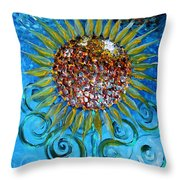 Still Crazy About You Throw Pillow