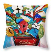 Still Dreaming Of Tuscany Throw Pillow