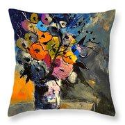 Still Lfe 452363 Throw Pillow