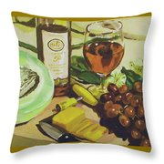 Still Life 2 Throw Pillow