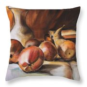 Still Life IIi Throw Pillow