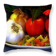 Still Life Italia Throw Pillow