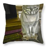 Still Life Nine Throw Pillow