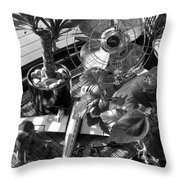 Still Life With Salamander Throw Pillow