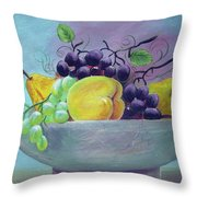 Still Life1 Throw Pillow