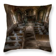 Still Paying Together Throw Pillow
