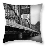 Stillwater Bridge  Throw Pillow