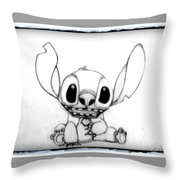 Stitch Throw Pillow