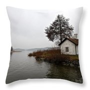 Stoccolma... Throw Pillow
