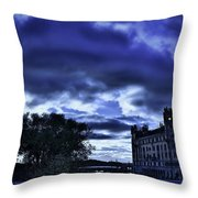 Stockholm Cold Throw Pillow