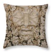 Stone 10 Throw Pillow