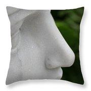 Stone 5 Throw Pillow