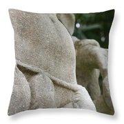 Stone 6 Throw Pillow