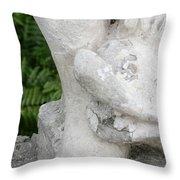 Stone 7 Throw Pillow